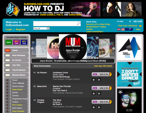 DJDownload Top 10 - #1