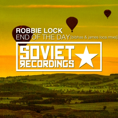 Robbie Lock - End Of The Day
